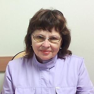 Улесова Галина Васильевна